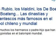 """Las """"Dinastías"""" del  fútbol: Olvidos imperdonables"""