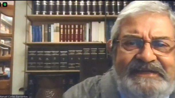 El mundo jurídico y académico de la región celebró los 50 años de ejercicio de Manuel Cortes