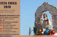 Fiesta Chica del Niño Dios de Sotaquí este año se vivirá desde los hogares