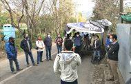 Piden mesa de diálogo por conflicto entre comunidad y Aguas del Valle en Peralillo