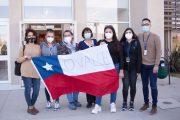 Ocho funcionarios del Hospital de Ovalle viajan a Punta Arenas a apoyar unidades de pacientes críticos.