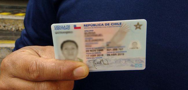 Proponen prorrogar la vigencia de las cédulas de identidad para las elecciones y plebiscitos