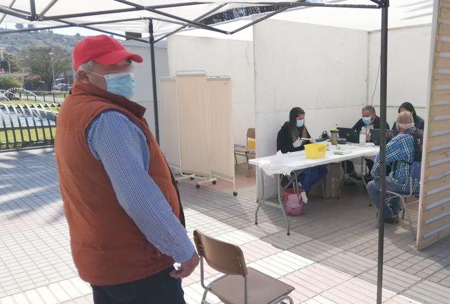 Departamento de Salud continuará realizando PCR gratuitos en Ovalle