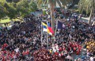 Hace diez años: Miles de ovallinos participaron en la Foto del Bicentenario