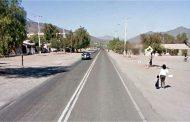 Tragedia en El Palqui: Conductor de moto fallece al colisionar con automóvil
