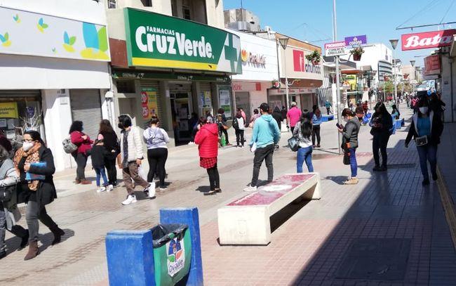 39 casos nuevos de Covid_19 se informan en la región de Coquimbo