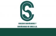 Conforman comité constitutivo del Colegio de Sociólogos y Sociólogas de Chile en la región