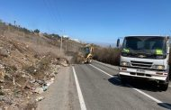 Hacen llamado a no botar basura en sitios eriazos de Ovalle