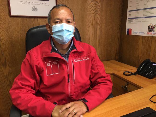 Dos personas contagiadas en la comuna de Ovalle en último reporte de Covid