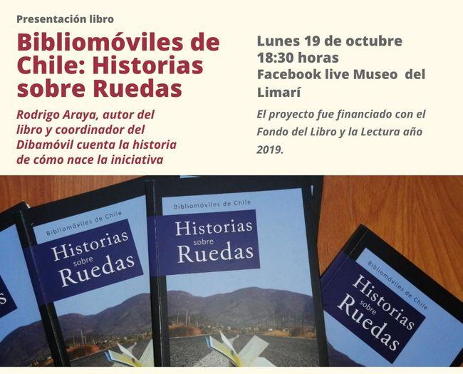 Esta tarde será presentación del libro de periodista ovallino Rodrigo Araya