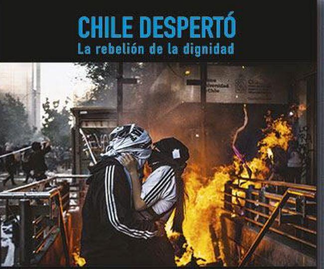 Lanzan libro de fotoperiodismo que registró los primeros tres meses del estallido social a lo largo de Chile