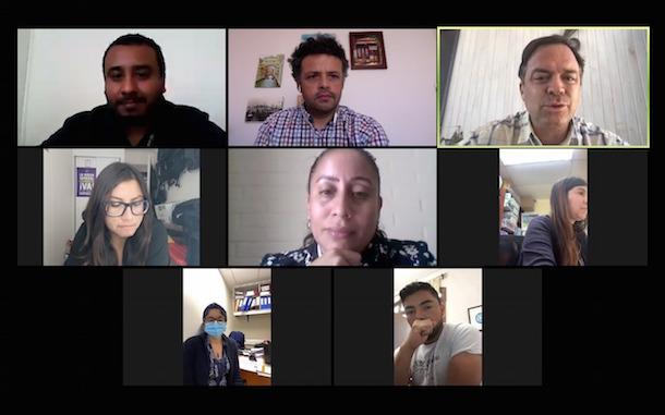 Camas UCI y Personal de Refuerzo en Salud: Matías Walker compromete gestiones