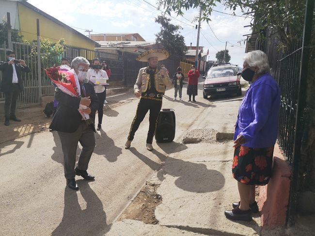 Municipio de Ovalle impulsa diversas actividades en el Mes del Adulto Mayor