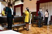 Nuevos abogados juran en la Corte de Apelaciones de La Serena