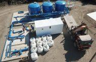 Construyen moderna planta de filtros que beneficia a más de 180 mil vecinos de La Serena- Coquimbo.