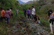 Vecinos de Carén detienen intervención de maquinarias en Río Grande