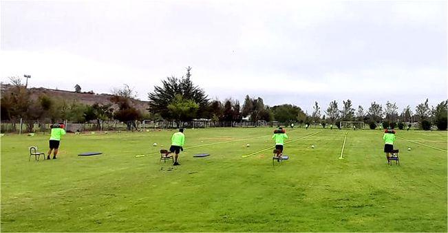 """El domingo 29 de noviembre el """"Ciclón"""" debutará en el Torneo de Tercera A  2020"""