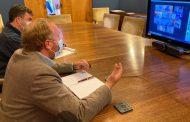 Intendente se reúne con alcaldes y analiza temas primordiales para comunas
