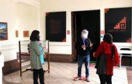 Con dos visitantes el Museo del Limarí reabrió sus puertas al público previa inscripción
