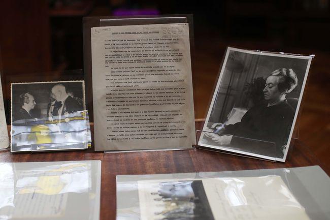 Desde el valle hasta el mar celebran los 75 años del Premio Nobel de Gabriela Mistral