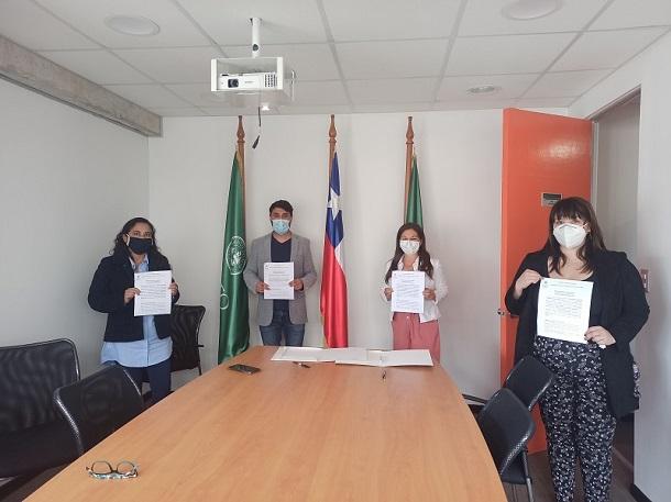 Establecimiento de educación superior y Eleam firman convenio de colaboración