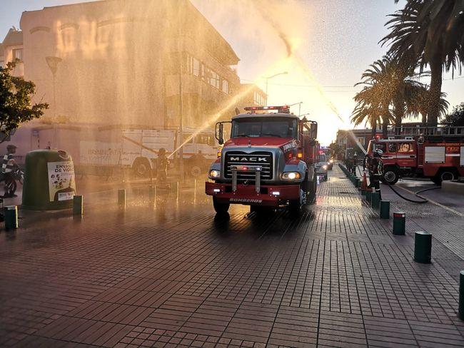 Cuerpo de Bomberos de Ovalle cuenta con nuevo camión aljibe
