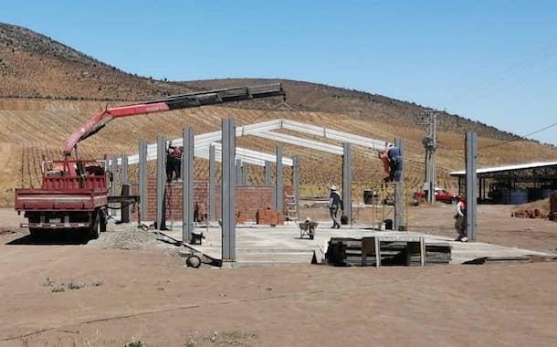 Hablemos de construcción: En qué fijarnos al edificar un Galpón Agrícola