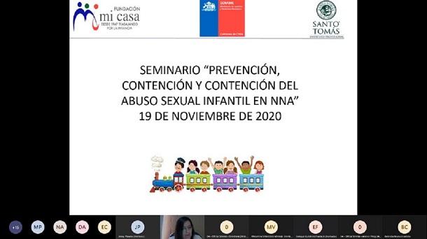 Seminario sobre  prevención de abuso sexual infantil se realizó en Ovalle
