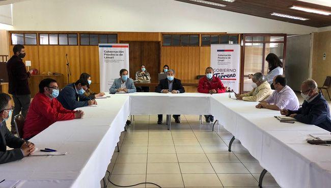 Implementarán Mesa Técnica Provincial de Prevención de COVID-19