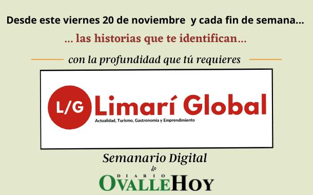 Limarí Global: el nuevo semanario digital de OvalleHoy.cl