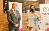 Joven ovallino gana el Concurso Nacional de Cuentos organizado por Contraloría