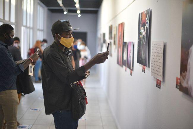 La Galería Homero Martínez Salas se reencuentra con la ciudadanía cultural