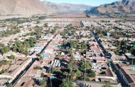 Aguas del Valle beneficia a más de 350 hogares de Vicuña con renovación de redes de agua potable