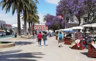 Artesanos ovallinos se reencuentran con su público en la Plaza de Armas