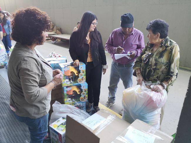 Entrega de juguetes en Ovalle se realizará a través de las directivas de las juntas de vecinos