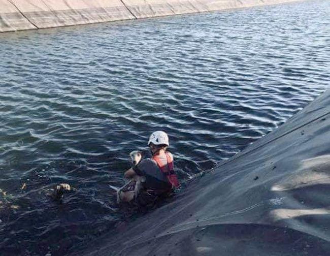 Alerta por reiteración de accidentes en estanques de riego en la zona