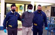 En Ovalle detienen a extranjero prófugo por crimen cometido en Tierras Blancas