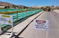 Aguas del Valle renueva más de 460 metros de redes de agua potable en Andacollo