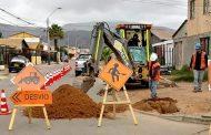 Aguas del Valle beneficia a 168 hogares con renovación de redes de agua potable en Ovalle