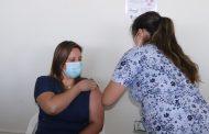 Se inicia proceso de vacunación contra Covid-19 en Ovalle