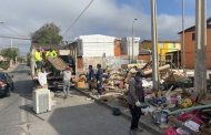 Municipio realizó limpieza de micro basural en sector Camilo Mori en Ovalle