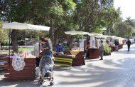 """Productores y emprendedores locales dan vida al """"Mercadito"""" en la Plaza de Armas"""