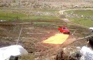 Alud afecta a criancero y su familia  en el interior de la comuna de Río Hurtado