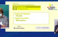 Ovalle pasa a Fase 3: anuncio se realizó en el reporte nacional del Ministerio de Salud