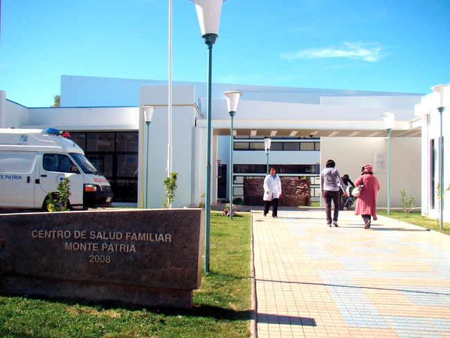 Refuerzan campaña de Vacunación en Monte Patria