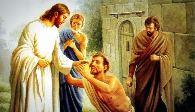 Ya no segregamos a los enfermos como en la época de Jesús