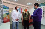 Coquimbo abre la primera Óptica Comunal en la región con precios 80% más económicos