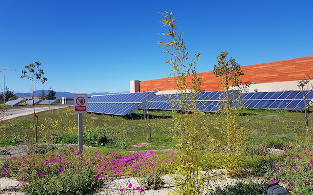 Empresa nacional instala mil paneles solares en planta de Ovalle