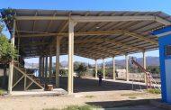 18 gimnasios techados se han construido en escuelas de Ovalle