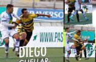 Premios El Gráfico Publimetro: Diego Cuellar elegido como el mejor jugador de la Segunda División